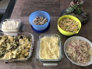 recettes batch cooking